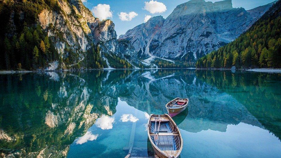 Top 4 des meilleures activités nautiques en montagne