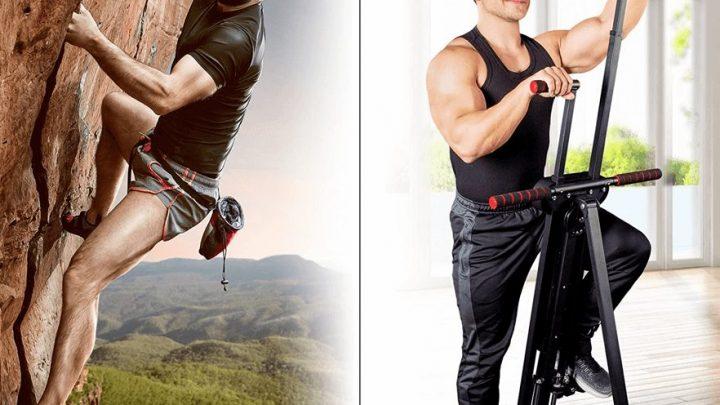 Quelle est la meilleure machine de musculation pour se préparer à l'alpinisme ?